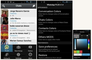 Download Whatsapp Plus for Android App