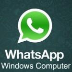 Whatsapp for Windows PC, Desktop, Laptop