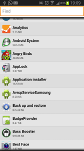 Send Android Apps Bluetooth