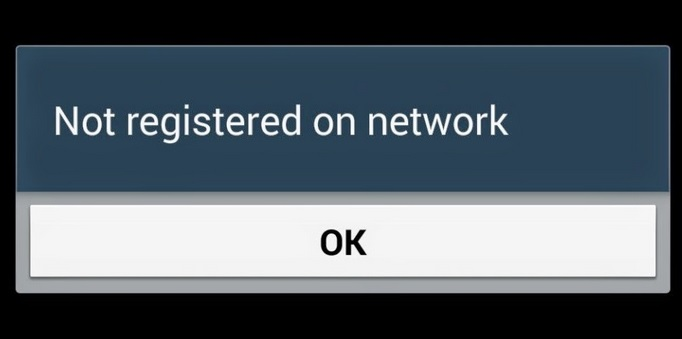 Fix not registered on network error in android phones
