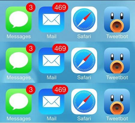 Jailbreak Tweak to change the background of iPhone Dock