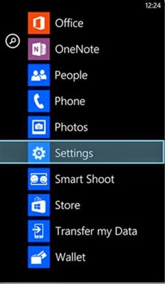 Lock and Hide apps on Windows Phone