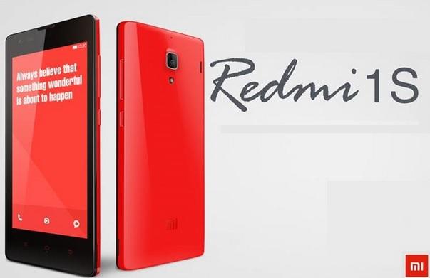 Root Xiaomi Redmi 1S Smartphone