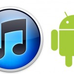 Transfer ITunes music to Android devices