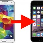 Transfer content from Android devices to iPhone 6