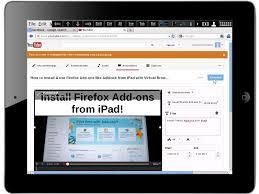 firefox for ipad 2