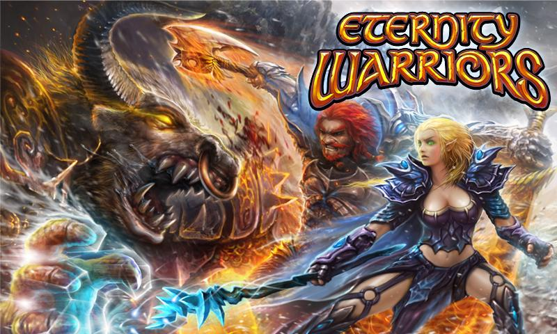 Eternity Warriors for PC (Windows 7/8/8.1/XP)